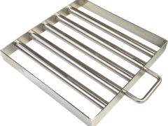 角格子型 マグネット 四方枠タイプ 取っ手付き